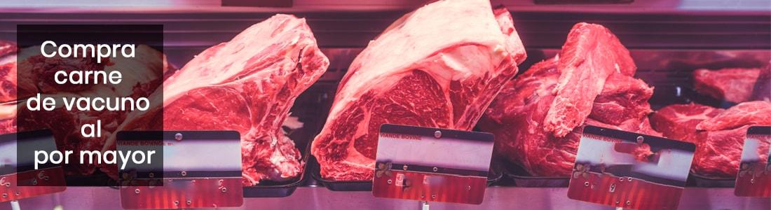 carne de vacuno al por mayor